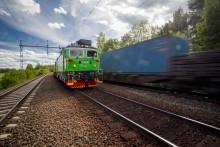 Hållbar järnvägslogistik för en grönare framtid