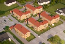 Lika för alla när BoKlok startar försäljning av lägenheter i Östertälje