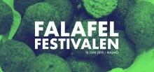 VM i falafel og Falafel Festival i Malmø