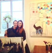 KarMa Art är tillbaka på Galleri Ulfsunda för sin tredje utställning