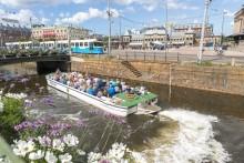 Turismen till Göteborg växer och bygger nytt