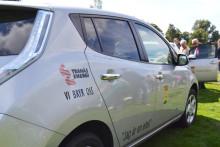 Elbilspool i samarbete med Tranås kommun