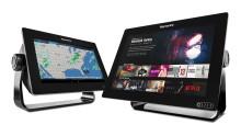 Raymarine: FLIR lanserar stor uppgradering av Raymarine LightHouse OS