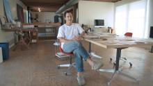 Artist talk med Geoff McFetridge i VEGAs lounge