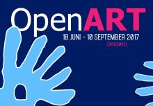 OpenART Biennial 2017 in Örebro, Sweden