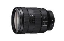 Sony разширява линията си пълноформатни обективи с новия компактен и лек FE 24-105mm F4 G OSS Standard Zoom, покриващ гамата от широкоъгълни до среднодълги телефотографични обективи