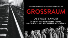 GROSSRAUM – Organisasjon Todt og tvangsarbeid i Norge 1940 - 1945