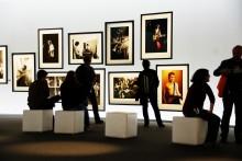 Möt rockstjärnor i unik fotoutställning på Ljud, Ljus och Bildmässan