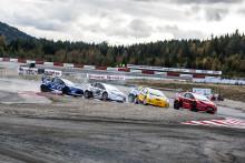 Många heta kandidater när ny mästare ska koras i RallyX Nordics-talangklass