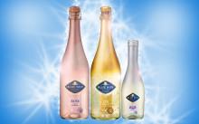 Blue Nun -viinibrändiltä Gold Edition -kuohuviinin rinnalle kaksi uutta raikasta juhlajuomaa