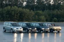 En legende fylder år - Renault Espace gennem 30 år