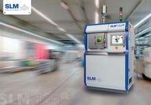 Flexibel und effizient: SLM Solutions zeigt neue Generation additiver Fertigungsanlagen auf der EuroMold 2014