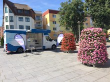 Beratungsmobil der Unabhängigen Patientenberatung kommt am 16. August nach Prenzlau.