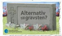 Framtidens gravstenar på Liljevalchs i Stockholm