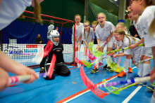 MälarenergiCup – Sveriges roligaste innebandycup för ungdomar.