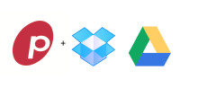 Projectplace integrates with Dropbox and Google Drive