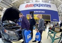 Automässan är mycket viktig för motorbranschen