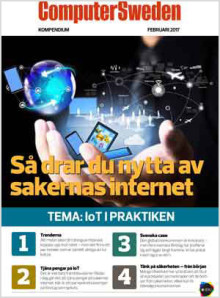 Internet of things  – nu rullar det igång