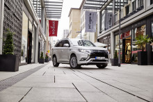 50.000 Neuzulassungen in Deutschland: Mitsubishi Motors knackt Meilenstein schon im November
