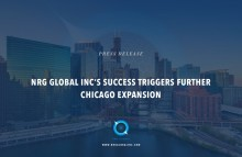 NRG Global Inc's success triggers further Chicago expansion