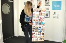 Vårens produktnyhet från smartphoto - poster i panorama