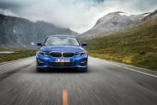 Keskikokoluokan ikoni uudistuu – Täysin uusi BMW 3-sarjan Sedan