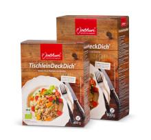 """""""TischleinDeckDich"""" jetzt in Bio-Qualität"""