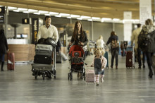 Small decrease in passenger numbers in June – growth in the first six months