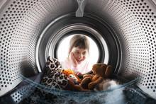 Vaskemaskiner med ActiveDrum™ – vasker renere og mer skånsomt