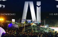 Snowboardtävlingen Ale Invite tillbaka 2016