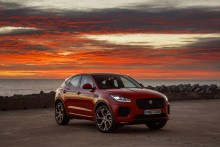 Fem stjärnor åt Jaguar E-PACE