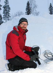 5 miljoner till arktisk snöakademi