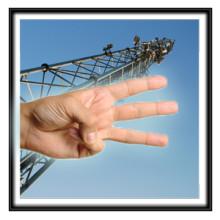 Artikelserie om olika frekvensband för trådlös ethernettrafik