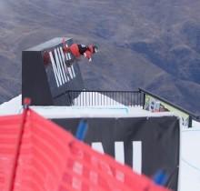 Snowboard: Emil Andrè Ulsletten vant verdenscupåpningen på New Zealand