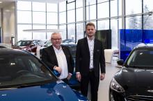 BilMånsson öppnar ett nytt FordStore i Värnamo