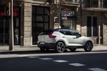 Volvo utökar produktionen efter överväldigande efterfrågan på XC40
