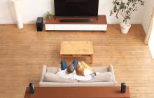 Un vrai son Surround 5.1 sans fil en multiroom