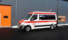 Falck ger Östgötarna Sveriges mest moderna liggande sjuktransporter
