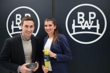 Vorboten des autonomen Transports: BPW erhält German Innovation Awards für digitale Ladungssicherung und Frachtverfolgung