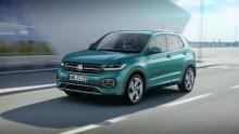 Världspremiär för helt nya Volkswagen T-Cross