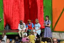 Astrid Lindgrens Värld teckenspråkstolkar föreställningar även i år.