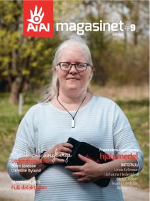 Nytt nummer av Aiai magasinet!