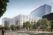 Compass Group öppnar restaurang och caféverksamhet hos Geely Innovation Centre på Lindholmen, Göteborg
