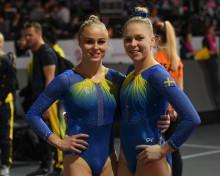 VM-kvalet klart för Jonna och Jessica i Stuttgart