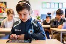 Nytt digitalt läromedel: Lär nyanlända elever svenska