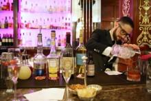 Cocktailkväll i Cadierbaren