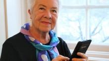 Årets volontär 2018 hjälper äldre att hänga med i tekniken