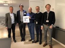 Nettilkobling til Harbaksfjellet og Kvenndalsfjellet vindparker leveres av Nettpartner AS