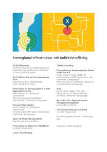 Program 23 oktober