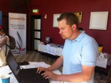 Enormt intresse för Chefstestning i Almedalen